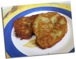 recette cuisine polonaise galettes polonaises à la pomme de terre cookismo recettes saines