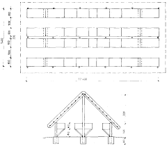 free pole barn plans blueprints farm structures ch10 animal housing sheep and goat housing