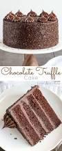 chocolate truffle cake liv for cake