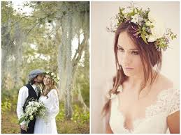 floral headdress i m in with a flower headdress for brides
