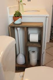 Bathroom Storage Ideas by Best 25 Toilet Paper Storage Ideas On Pinterest Bathroom