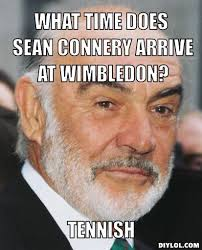 Sean Connery Memes - connery sean connery chuckles to lols pinterest sean
