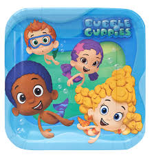 bubble guppies 16 oz plastic cup birthdayexpress