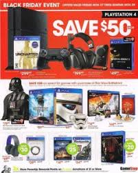 black friday 2017 playstation 4 gamestop 2017 black friday deals ad black friday 2017