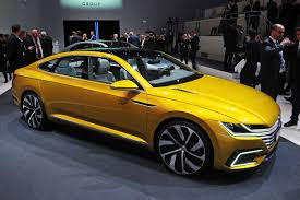 volkswagen sports car models volkswagen sport coupe gte concept full details from geneva