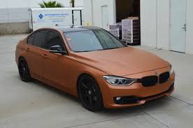 matte wrapped cars bmw car wraps and vinyl wraps in orange county