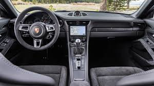 porsche 911 carrera gts interior 2018 porsche 911 carrera gts first drive better in all the right ways