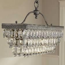 Ebay Chandelier Crystal Antique Vintage Rectangle Crystal Pendant Light Ceiling Lamp
