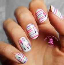 indian ocean polish nail polish bottle nail art say it 3 times fast