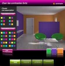 simulateur couleur chambre exquisit choisir couleur peinture simulateur pour association de