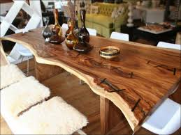 salvaged wood dining room tables kitchen pottery barn round dining table barn wood table pb