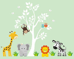 Best Wall Decals For Nursery by Nursery Wall Decals U2014 All Home Design Ideas Best Nursery