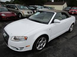 white audi a4 convertible for sale audi a4 2 0 t convertible for sale used cars on buysellsearch