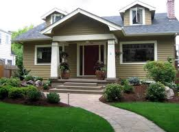 Curb Appeal Photos - craftsman curb appeal craftsman landscape portland by