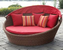 creative of red patio cushions red round patio chair cushions type