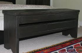 6 Foot Storage Bench Narrow Storage Bench