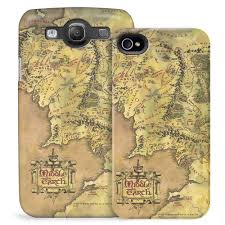 Lord Of The Rings Map The Lord Of The Rings Middle Earth Map Phone Case For Iphone And