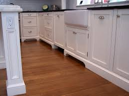 make your own quotfrugalquot kitchen cabinet feet at the picket