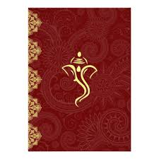 ganesh wedding invitations vinakaya ganesh wedding invitation collection multiculturally wed