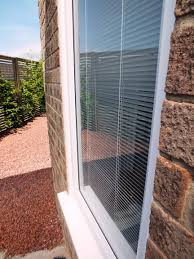 Double Glazed Units With Integral Blinds Prices Recently Fitted Window With Integral Blinds Www Shepwayglass Co