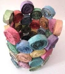 tutorial kerajinan tangan dari kertas gulung 25 kerajinan kreasi barang dari kertas diy paper craft