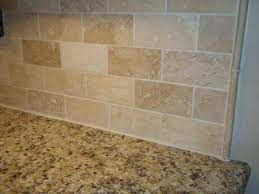 We Selected A Rich Venetian Gold Granite With An Simple Yet - Travertine tile backsplash