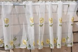 Short Curtains For Living Room by Online Get Cheap 45 Kitchen Curtains Aliexpress Com Alibaba Group