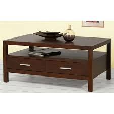 coffee table with drawers and shelf wonderful home design