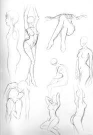 female anatomy practice by vaok on deviantart