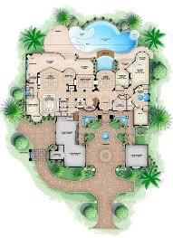 mediterranean floor plans luxury mediterranean home plans home design palacio