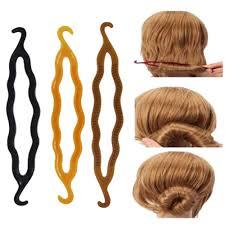 bun maker hair bun maker zodaca magic hair twist styling stick bun maker