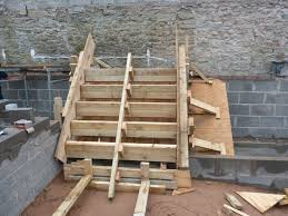 sawdust in my socks shuttering steps formwork for stairs noir