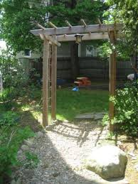 Swing Arbor Plans Pergola Design Ideas Pics On Extraordinary Outdoor Arbor Plans