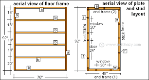 free a frame house plans free wendy house plans standard version