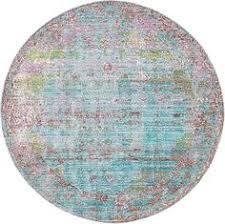 west elm spo bordered round jute rug 6 u0027 round platinum 5 855