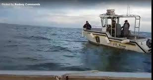 confrontation between nipissing first nation fishermen and the