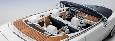 sweptail rolls royce inside intelligent rolls royce crystal blue optimizes luxury super yacht