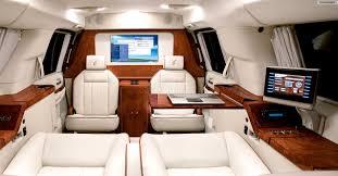 Custom Cadillac Escalade Interior Escalade Esv Not Enough Try The Becker Strut Escalade Limo The