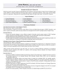 ideas of director of security resume examples resume cv cover