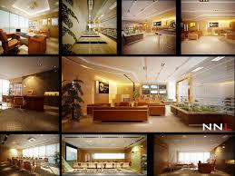 Luxury Office Space Interior Design Ideas - Office space interior design ideas