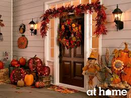 autumn decorations 29 best fall decorations for front porch images on