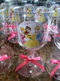 disney princesses goblets cups decorations cups