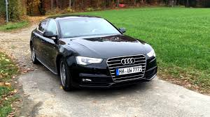 a5 audi horsepower 2015 audi a5 sportback sline 2 0 tdi 190 hp test drive