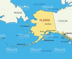 Anchorage Map Alaska Vector Map Stock Vector Art 522801514 Istock