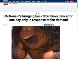 Meme Sauce - szechuan sauce meme 16 by inexorablewinter on deviantart