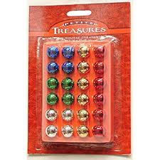 mini ornaments assorted set of 96
