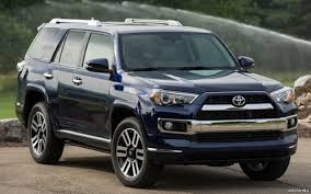 toyota 4wd models 2016 toyota 4runner white color suv car photography 3355