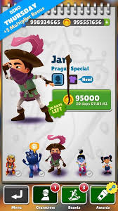 subway surf mod apk subway surfers beijing hack with unlimited coins and