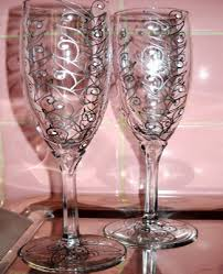Wine Glass Decorating Ideas Wine Glass Decorating Ideas Perfect Bathroom Accessories Interior