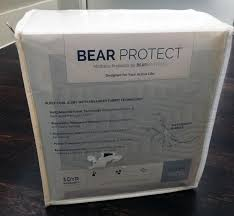 bear mattress protector review